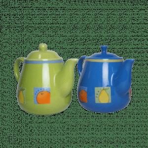 กาน้ำชา คละลาย